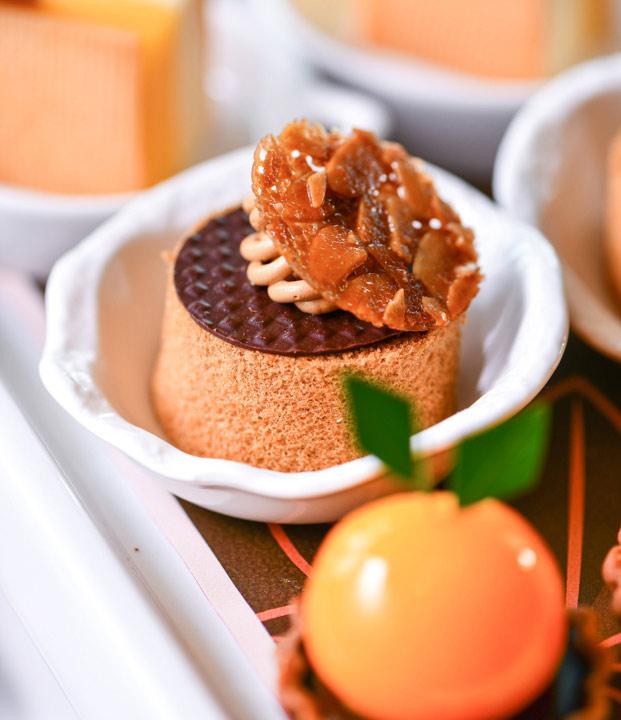 อาฟเตอร์นูนที ดิโอกุระเพรสทีจ กรุงเทพฯ 2562 ช่วงใบไม้เปลี่ยนสีที่ญี่ปุ่น ,The Okura Prestige Bangkok Afternoon Tea 2019_08