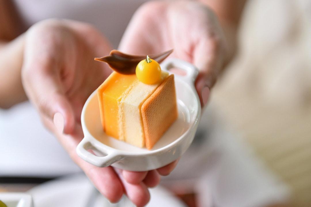 อาฟเตอร์นูนที ดิโอกุระเพรสทีจ กรุงเทพฯ 2562 ช่วงใบไม้เปลี่ยนสีที่ญี่ปุ่น ,The Okura Prestige Bangkok Afternoon Tea 2019_10