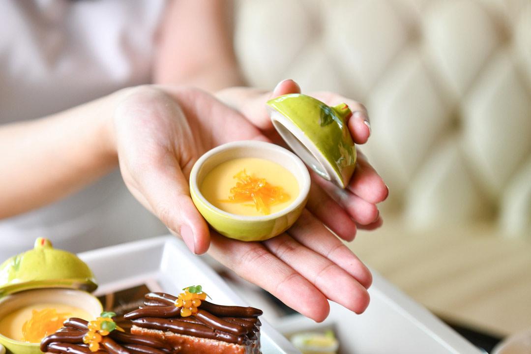 อาฟเตอร์นูนที ดิโอกุระเพรสทีจ กรุงเทพฯ 2562 ช่วงใบไม้เปลี่ยนสีที่ญี่ปุ่น ,The Okura Prestige Bangkok Afternoon Tea 2019_11