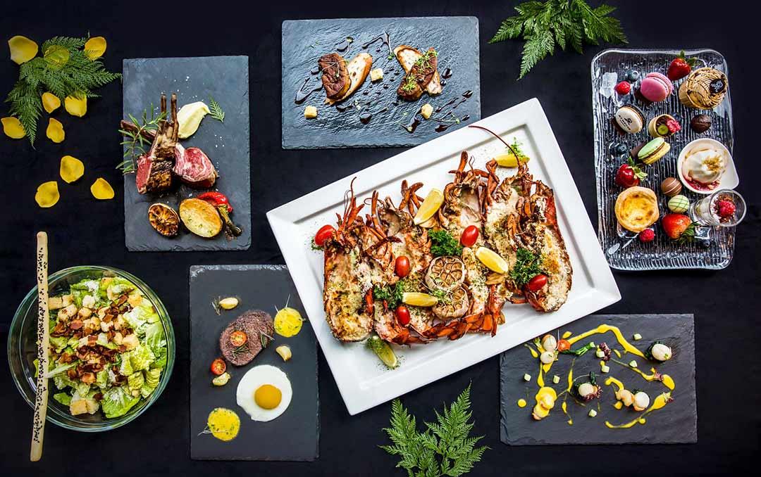 โปรโมชั่นร้านอาหารวาเลนไทน์2563 Valentine Restaurant Promotion Five Star Hotel Bangkok 2020-จากโรงแรมห้าดาวชั้นนำทั่วกรุงเทพ-021