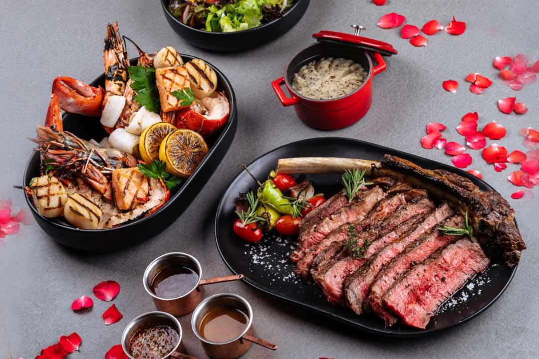 โปรโมชั่นร้านอาหารวาเลนไทน์2563 Valentine Restaurant Promotion Five Star Hotel Bangkok 2020-จากโรงแรมห้าดาวชั้นนำทั่วกรุงเทพ-028