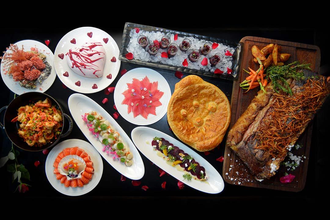 โปรโมชั่นร้านอาหารวาเลนไทน์2563 Valentine Restaurant Promotion Five Star Hotel Bangkok 2020-จากโรงแรมห้าดาวชั้นนำทั่วกรุงเทพ-061