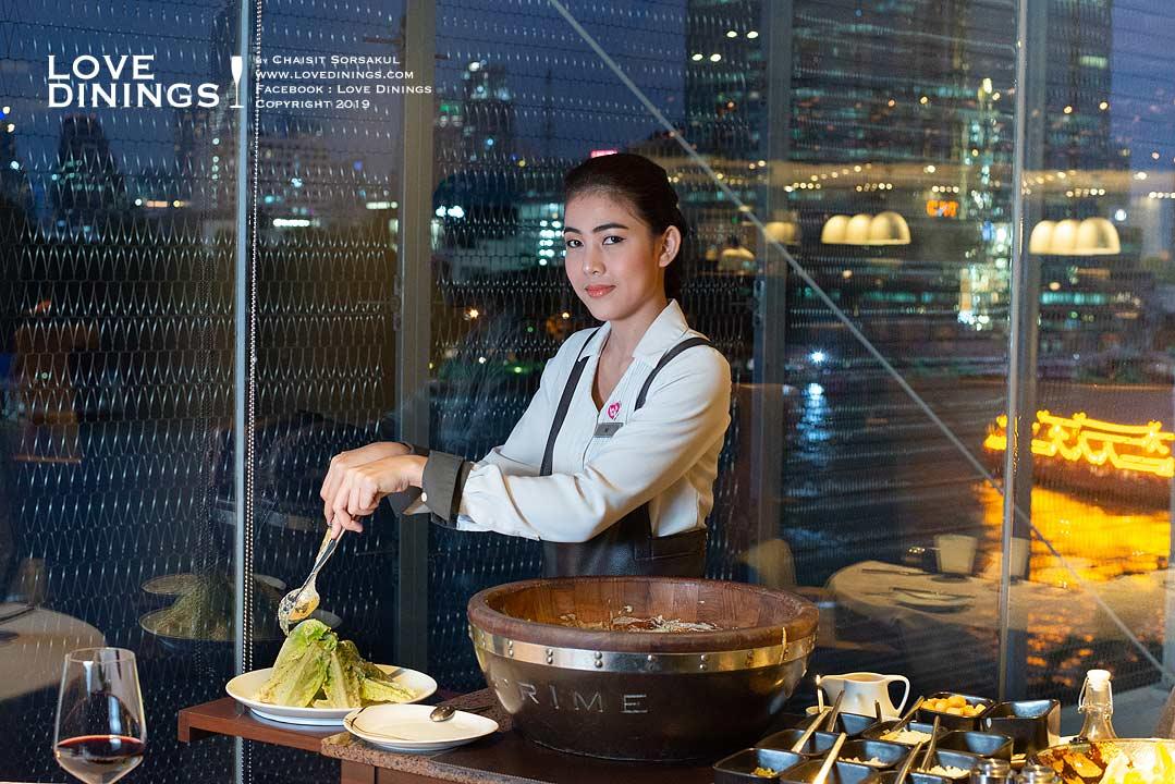 Prime SteakHouse Millennium Hilton Bangkok , ไพร์มสเต็กเฮ้าส์ มิลเลนเนียมฮิลตันกรุงเทพ สเต็กดีที่สุดกรุงเทพ_10