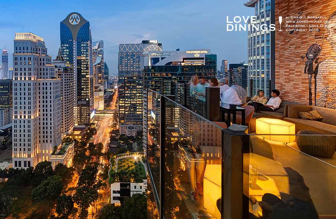 รูฟท็อปบาร์กรุงเทพ รับลมหนาว 2561 , Rooftop Bar Bangkok for Winter 2018_01