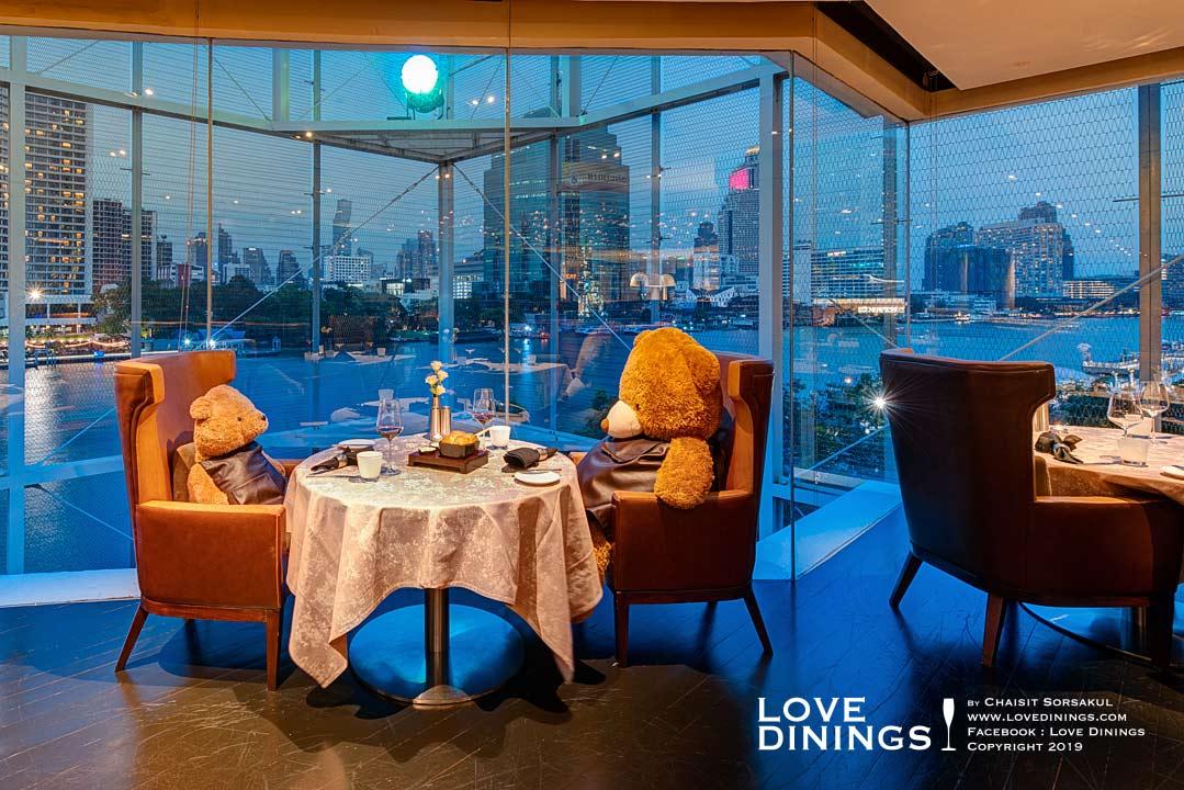 สเต็กเฮ้าส์ที่ดีที่สุดโรงแรมห้าดาวกรุงเทพ(ท็อปสเต็กเฮ้าส์) เดอะเบส The best Steakhouse Five Star Bangkok(Top Steakhouse)_01