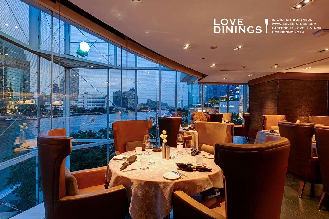 สเต็กเฮ้าส์ที่ดีที่สุดโรงแรมห้าดาวกรุงเทพ(ท็อปสเต็กเฮ้าส์) เดอะเบส The best Steakhouse Five Star Bangkok(Top Steakhouse)_02