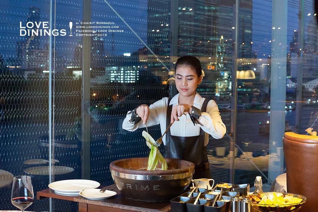 สเต็กเฮ้าส์ที่ดีที่สุดโรงแรมห้าดาวกรุงเทพ(ท็อปสเต็กเฮ้าส์) เดอะเบส The best Steakhouse Five Star Bangkok(Top Steakhouse)_03