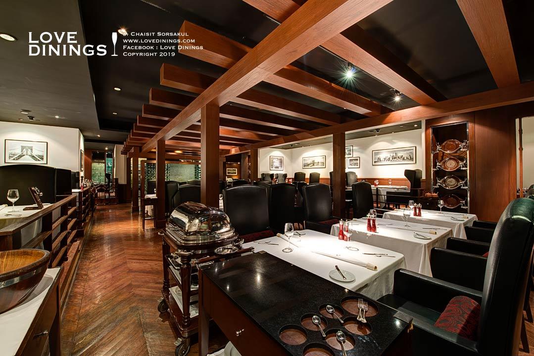 สเต็กเฮ้าส์ที่ดีที่สุดโรงแรมห้าดาวกรุงเทพ(ท็อปสเต็กเฮ้าส์) เดอะเบส The best Steakhouse Five Star Bangkok(Top Steakhouse)_07
