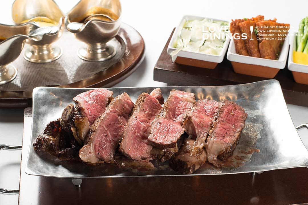 สเต็กเฮ้าส์ที่ดีที่สุดโรงแรมห้าดาวกรุงเทพ(ท็อปสเต็กเฮ้าส์) เดอะเบส The best Steakhouse Five Star Bangkok(Top Steakhouse)_09_1