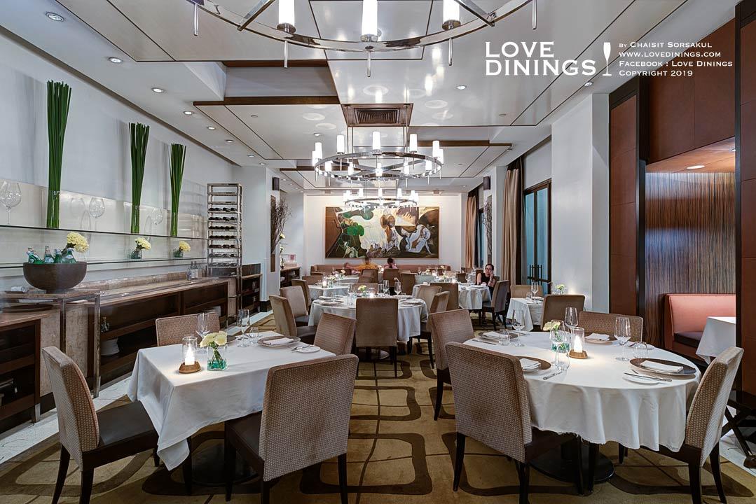 สเต็กเฮ้าส์ที่ดีที่สุดโรงแรมห้าดาวกรุงเทพ(ท็อปสเต็กเฮ้าส์) เดอะเบส The best Steakhouse Five Star Bangkok(Top Steakhouse)_11