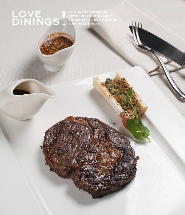 สเต็กเฮ้าส์ที่ดีที่สุดโรงแรมห้าดาวกรุงเทพ(ท็อปสเต็กเฮ้าส์) เดอะเบส The best Steakhouse Five Star Bangkok(Top Steakhouse)_13