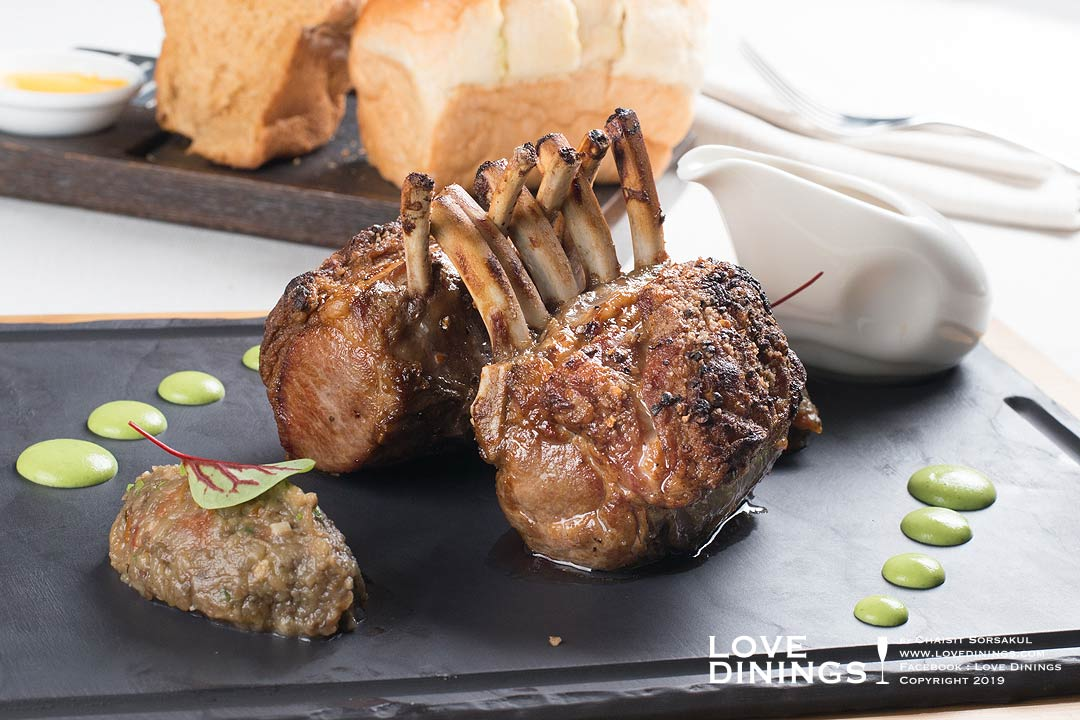 สเต็กเฮ้าส์ที่ดีที่สุดโรงแรมห้าดาวกรุงเทพ(ท็อปสเต็กเฮ้าส์) เดอะเบส The best Steakhouse Five Star Bangkok(Top Steakhouse)_14
