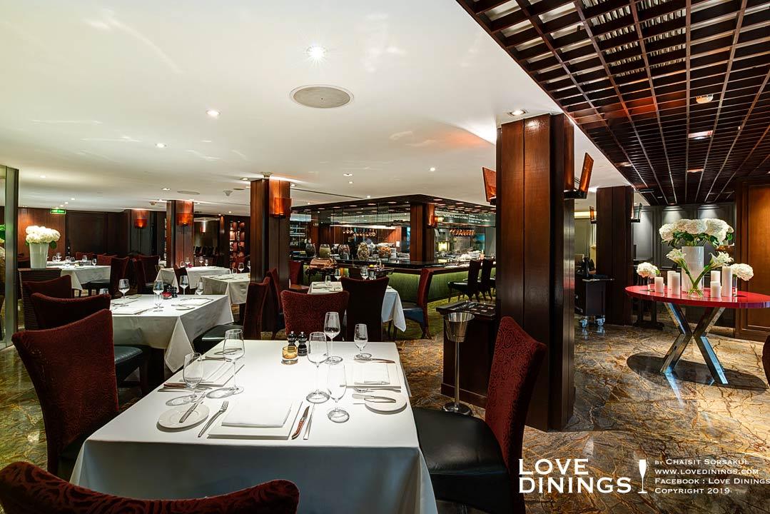 สเต็กเฮ้าส์ที่ดีที่สุดโรงแรมห้าดาวกรุงเทพ(ท็อปสเต็กเฮ้าส์) เดอะเบส The best Steakhouse Five Star Bangkok(Top Steakhouse)_16