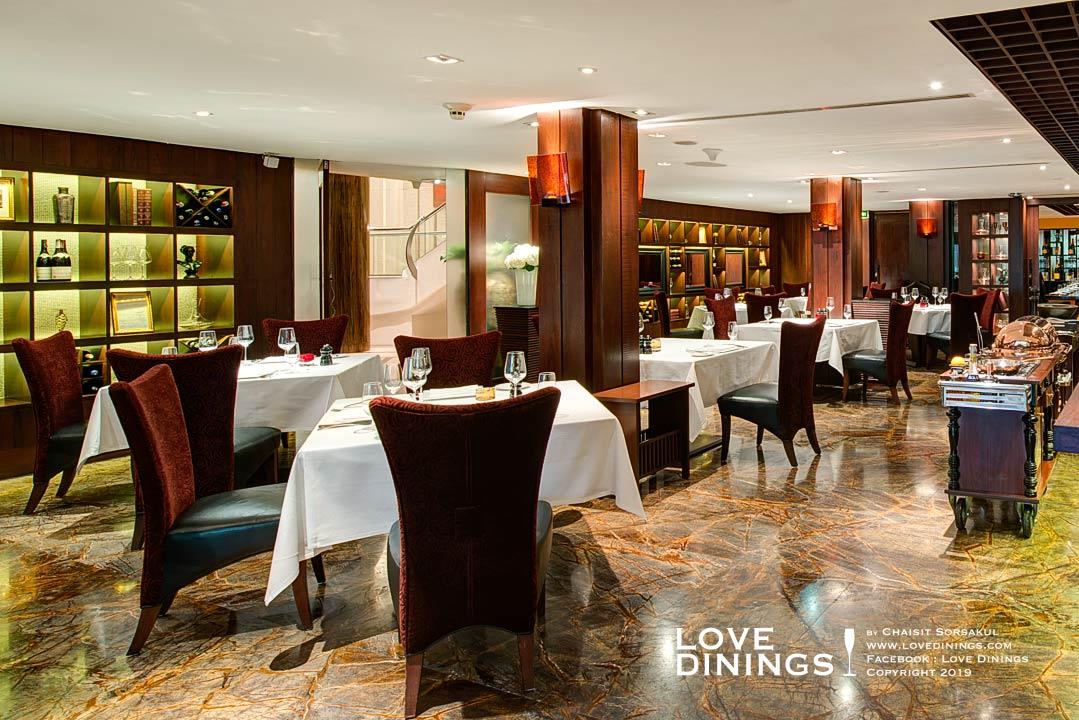 สเต็กเฮ้าส์ที่ดีที่สุดโรงแรมห้าดาวกรุงเทพ(ท็อปสเต็กเฮ้าส์) เดอะเบส The best Steakhouse Five Star Bangkok(Top Steakhouse)_17