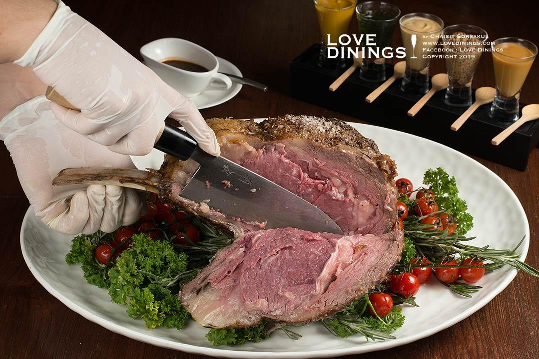 สเต็กเฮ้าส์ที่ดีที่สุดโรงแรมห้าดาวกรุงเทพ(ท็อปสเต็กเฮ้าส์) เดอะเบส The best Steakhouse Five Star Bangkok(Top Steakhouse)_18