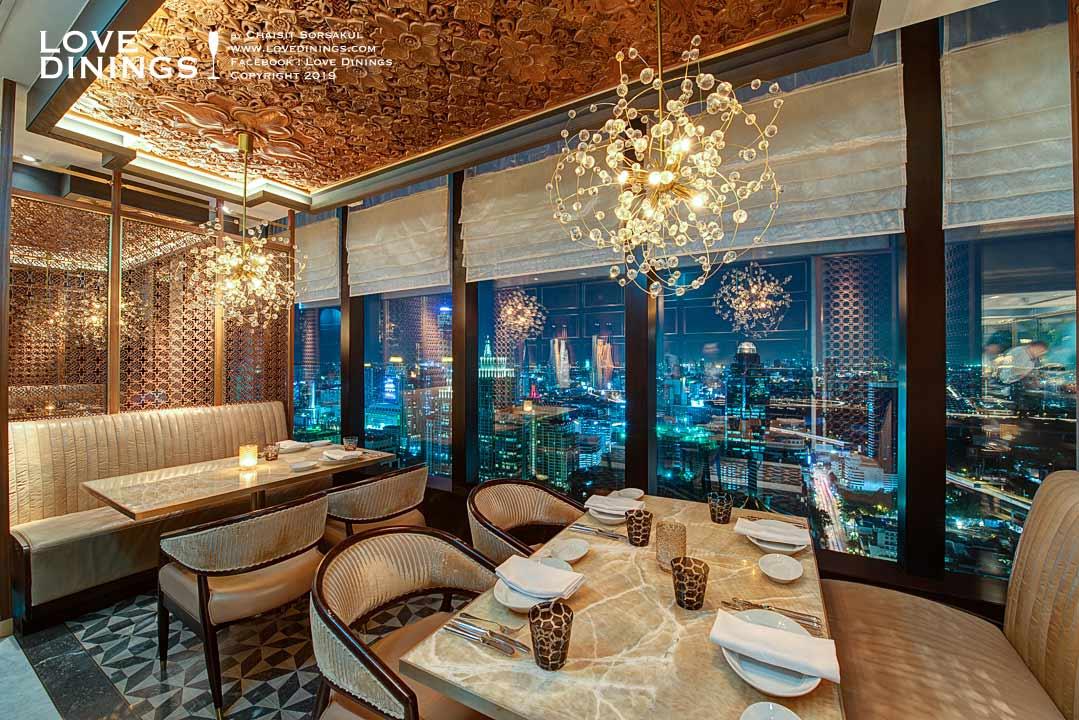 สเต็กเฮ้าส์ที่ดีที่สุดโรงแรมห้าดาวกรุงเทพ(ท็อปสเต็กเฮ้าส์) เดอะเบส The best Steakhouse Five Star Bangkok(Top Steakhouse)_21