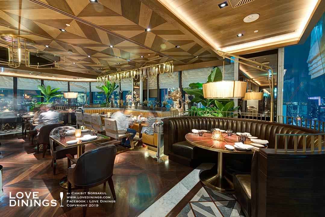 สเต็กเฮ้าส์ที่ดีที่สุดโรงแรมห้าดาวกรุงเทพ(ท็อปสเต็กเฮ้าส์) เดอะเบส The best Steakhouse Five Star Bangkok(Top Steakhouse)_22