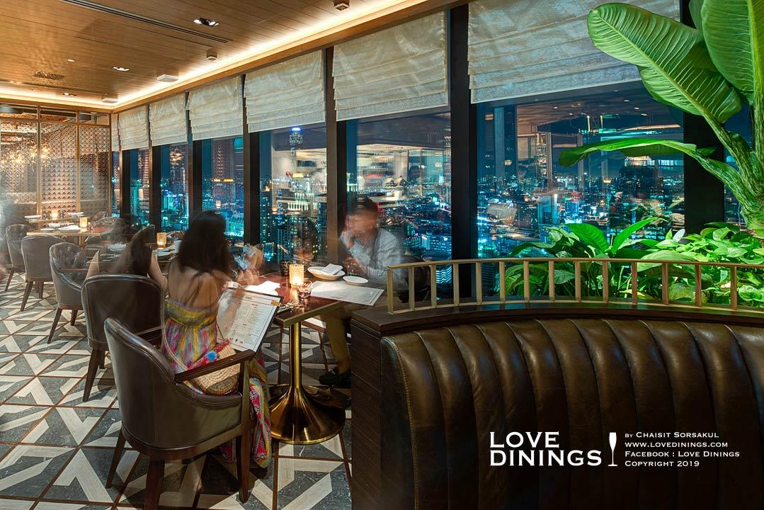 สเต็กเฮ้าส์ที่ดีที่สุดโรงแรมห้าดาวกรุงเทพ(ท็อปสเต็กเฮ้าส์) เดอะเบส The best Steakhouse Five Star Bangkok(Top Steakhouse)_23
