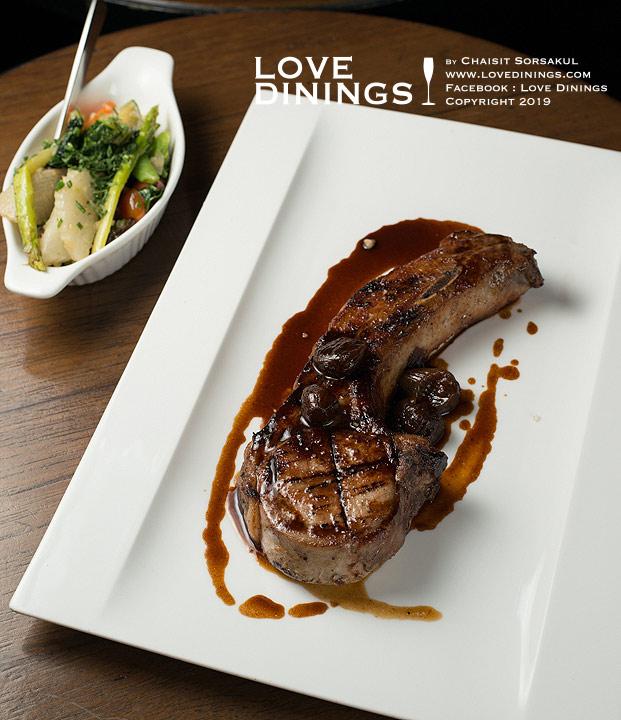 สเต็กเฮ้าส์ที่ดีที่สุดโรงแรมห้าดาวกรุงเทพ(ท็อปสเต็กเฮ้าส์) เดอะเบส The best Steakhouse Five Star Bangkok(Top Steakhouse)_29