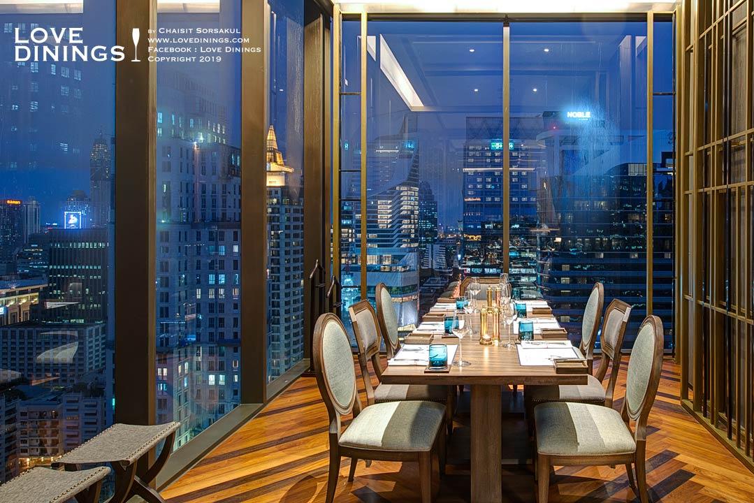 สเต็กเฮ้าส์ที่ดีที่สุดโรงแรมห้าดาวกรุงเทพ(ท็อปสเต็กเฮ้าส์) เดอะเบส The best Steakhouse Five Star Bangkok(Top Steakhouse)_32