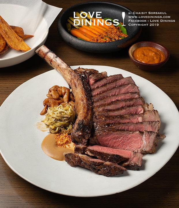 สเต็กเฮ้าส์ที่ดีที่สุดโรงแรมห้าดาวกรุงเทพ(ท็อปสเต็กเฮ้าส์) เดอะเบส The best Steakhouse Five Star Bangkok(Top Steakhouse)_33