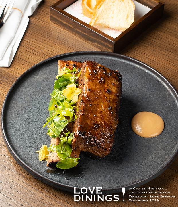 สเต็กเฮ้าส์ที่ดีที่สุดโรงแรมห้าดาวกรุงเทพ(ท็อปสเต็กเฮ้าส์) เดอะเบส The best Steakhouse Five Star Bangkok(Top Steakhouse)_34