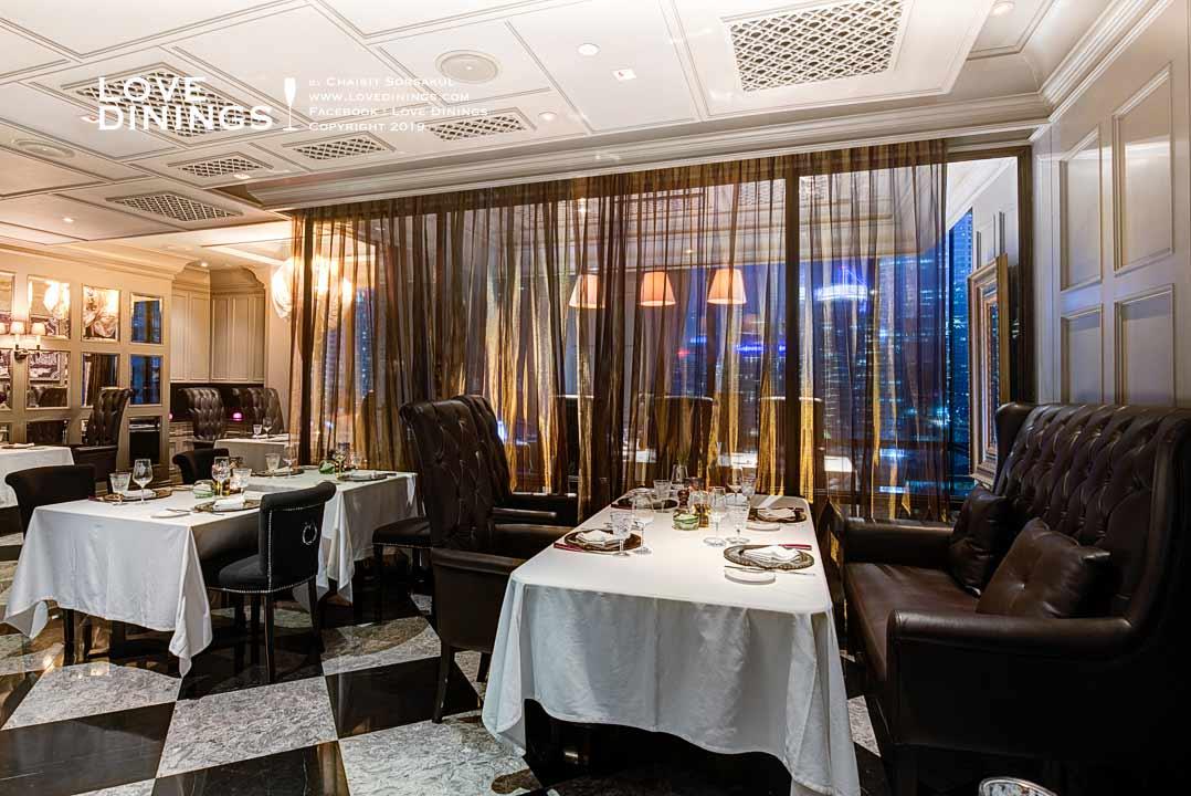 สเต็กเฮ้าส์ที่ดีที่สุดโรงแรมห้าดาวกรุงเทพ(ท็อปสเต็กเฮ้าส์) เดอะเบส The best Steakhouse Five Star Bangkok(Top Steakhouse)_36