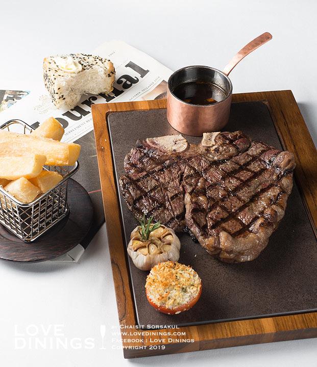 สเต็กเฮ้าส์ที่ดีที่สุดโรงแรมห้าดาวกรุงเทพ(ท็อปสเต็กเฮ้าส์) เดอะเบส The best Steakhouse Five Star Bangkok(Top Steakhouse)_38