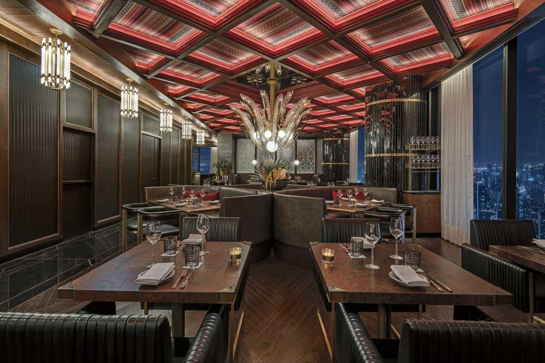 Bull & Bear , Waldorf Astoria Bangkok ,Steak House , บูล แอนด์ แบร์ ห้องสเต็กเฮ้าส์โรงแรม วอลดอร์ฟ แอสโทเรีย กรุงเทพ_02