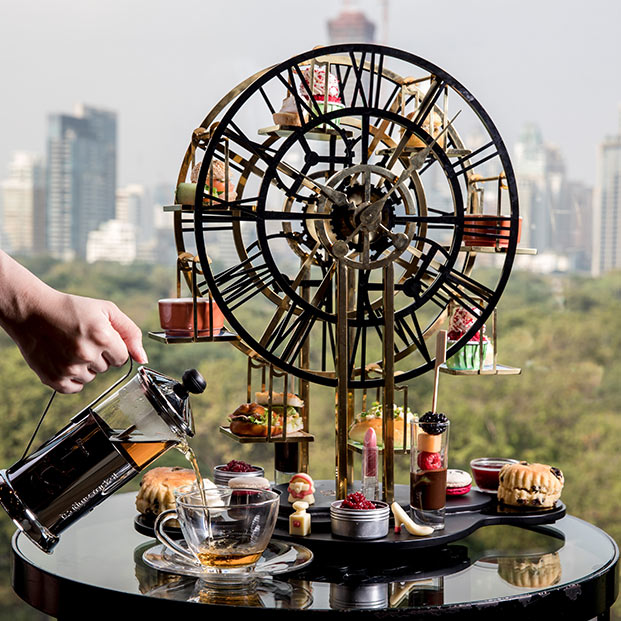 อาฟเตอร์นูนที โซ แบงคอก มิกโซบาร์ Afternoon Tea SO BANGKOK (Fashion HI-TEA)_111
