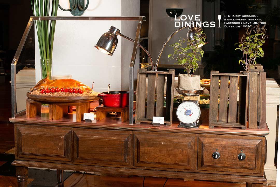 ดินเนอร์บุฟเฟ่ต์ นิวนอร์มอล แกรนด์ไฮแอทเอราวัณกรุงเทพ Dinner Buffer (New Normal) GRAND HYATT ERAWAN BANGKOK-19