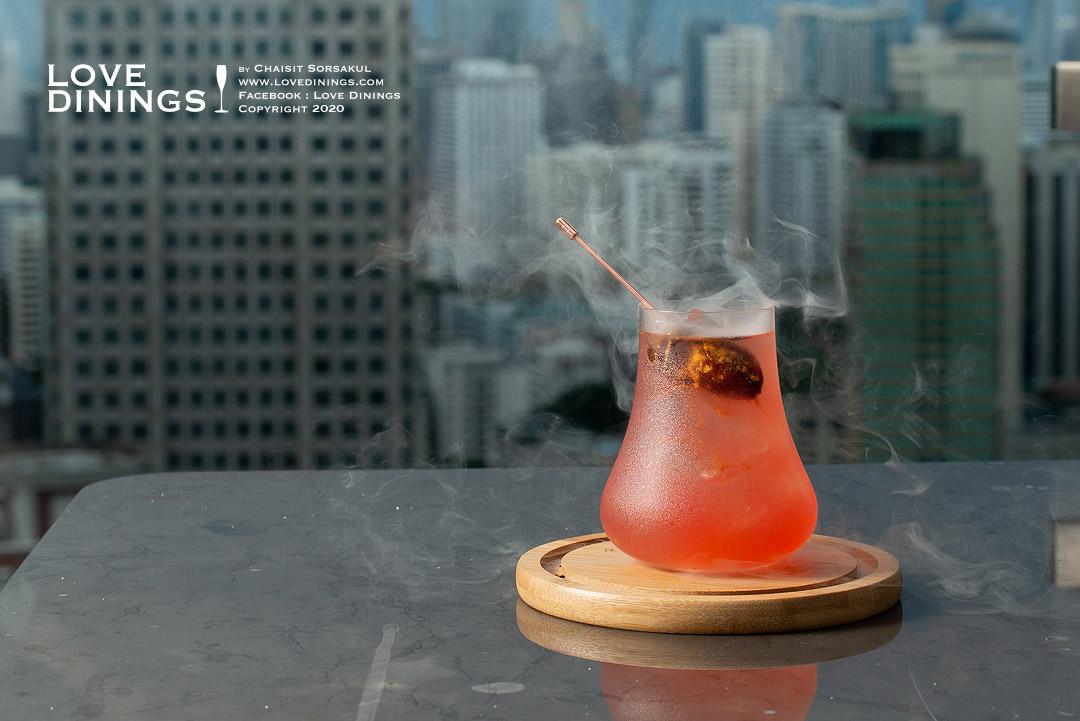 คูลลิ่ง ทาวเวอร์ รูฟท็อปบาร์โรงแรมคาร์ลตัน กรุงเทพฯ สุขุมวิท Cooling Tower Rooftop Bar , Carlton Hotel Bangkok Sukhumvit-112