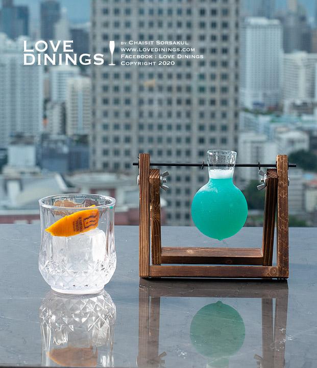 คูลลิ่ง ทาวเวอร์ รูฟท็อปบาร์โรงแรมคาร์ลตัน กรุงเทพฯ สุขุมวิท Cooling Tower Rooftop Bar , Carlton Hotel Bangkok Sukhumvit-113