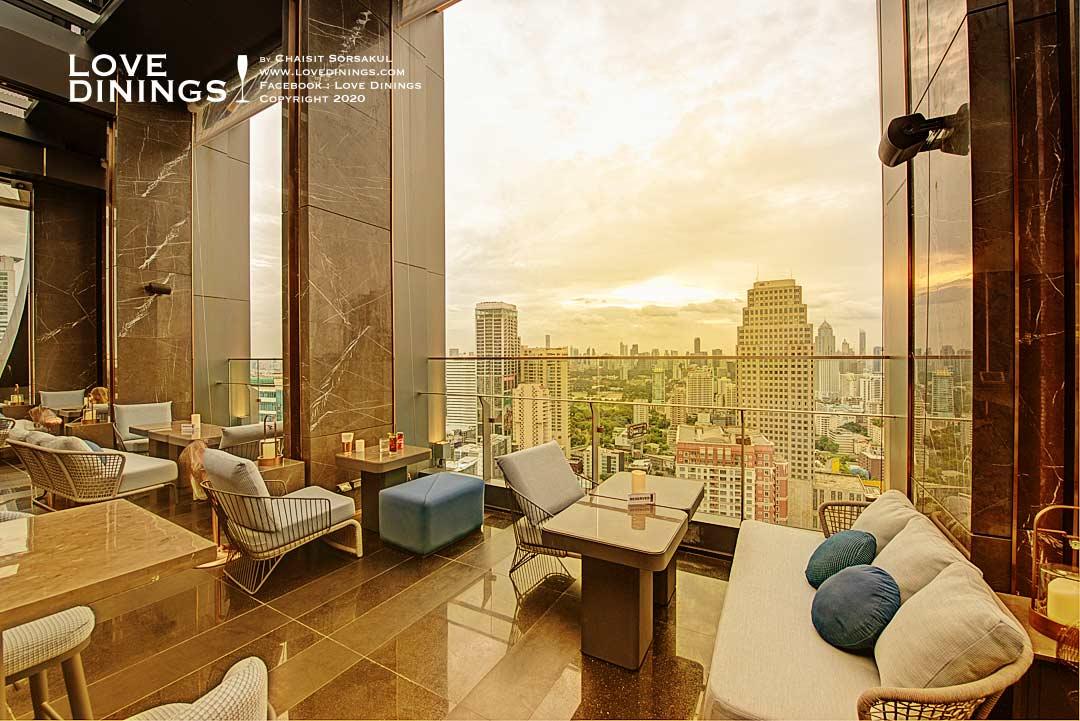 คูลลิ่ง ทาวเวอร์ รูฟท็อปบาร์โรงแรมคาร์ลตัน กรุงเทพฯ สุขุมวิท Cooling Tower Rooftop Bar , Carlton Hotel Bangkok Sukhumvit-2