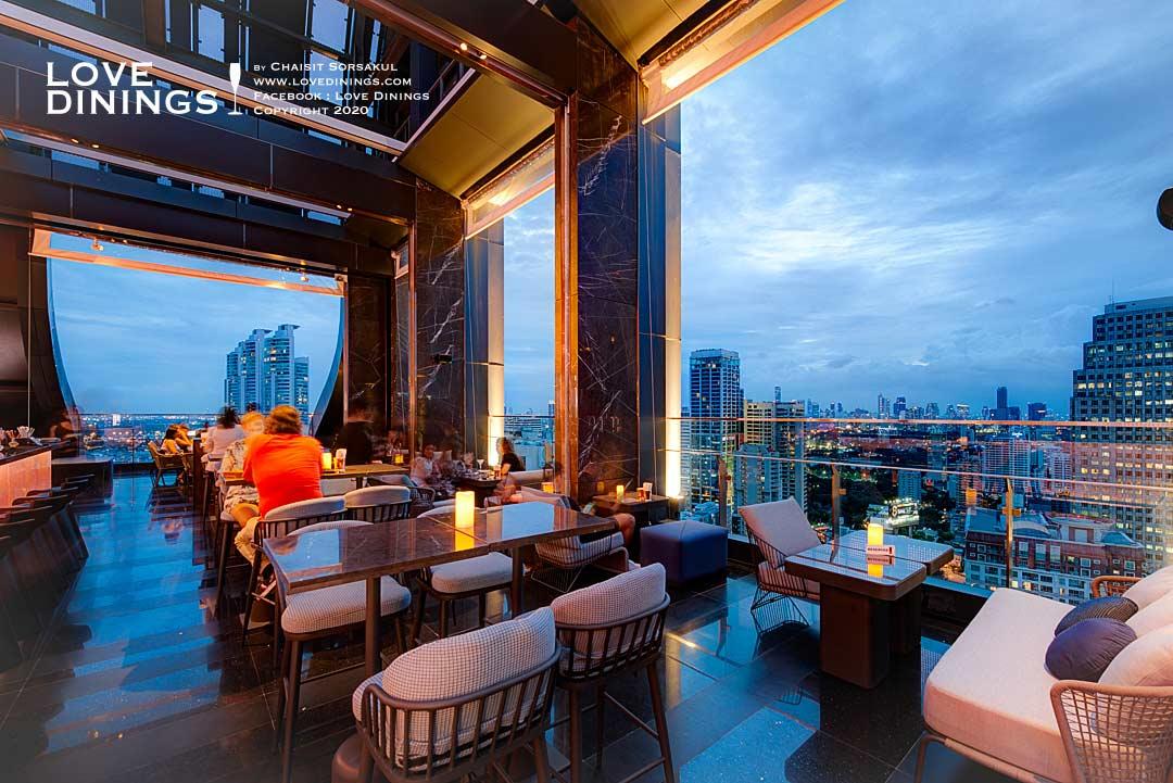 คูลลิ่ง ทาวเวอร์ รูฟท็อปบาร์โรงแรมคาร์ลตัน กรุงเทพฯ สุขุมวิท Cooling Tower Rooftop Bar , Carlton Hotel Bangkok Sukhumvit-4