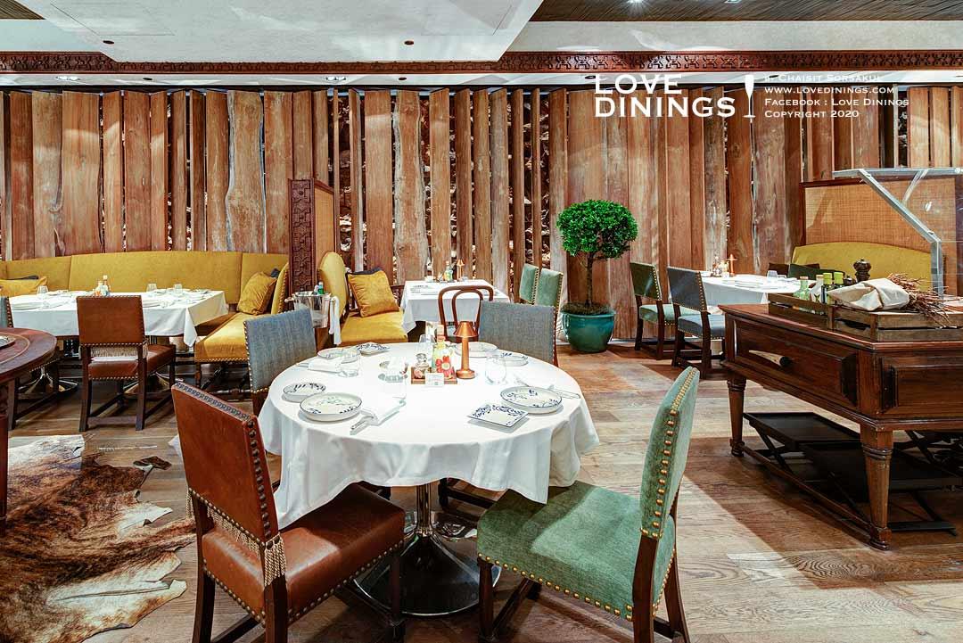 Salvia Italian Restaurant Grand Hyatt Erawan Bangkok ,ซาลเวียร้านอาหารอิตาเลียนโรงแรมแกรนด์ ไฮแอท เอราวัณ กรุงเทพ-5