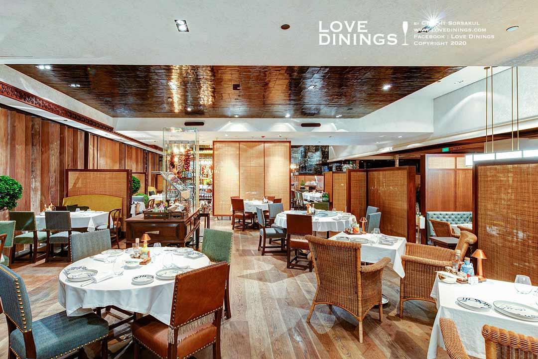 Salvia Italian Restaurant Grand Hyatt Erawan Bangkok ,ซาลเวียร้านอาหารอิตาเลียนโรงแรมแกรนด์ ไฮแอท เอราวัณ กรุงเทพ-6