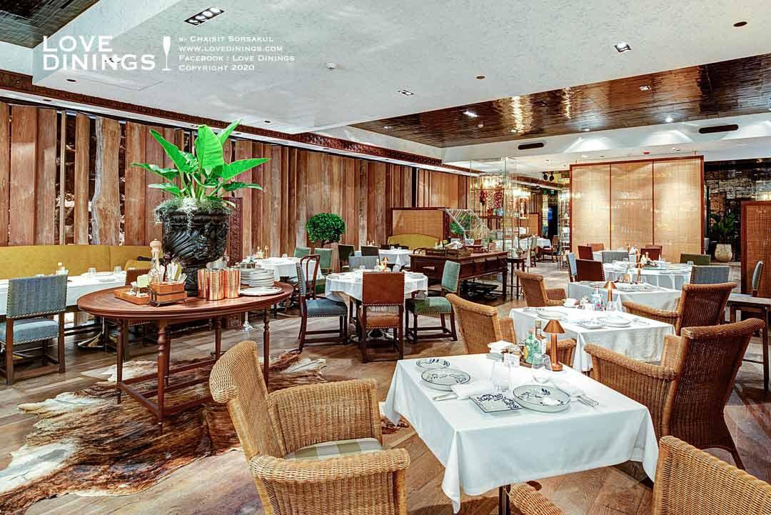 Salvia Italian Restaurant Grand Hyatt Erawan Bangkok ,ซาลเวียร้านอาหารอิตาเลียนโรงแรมแกรนด์ ไฮแอท เอราวัณ กรุงเทพ-7