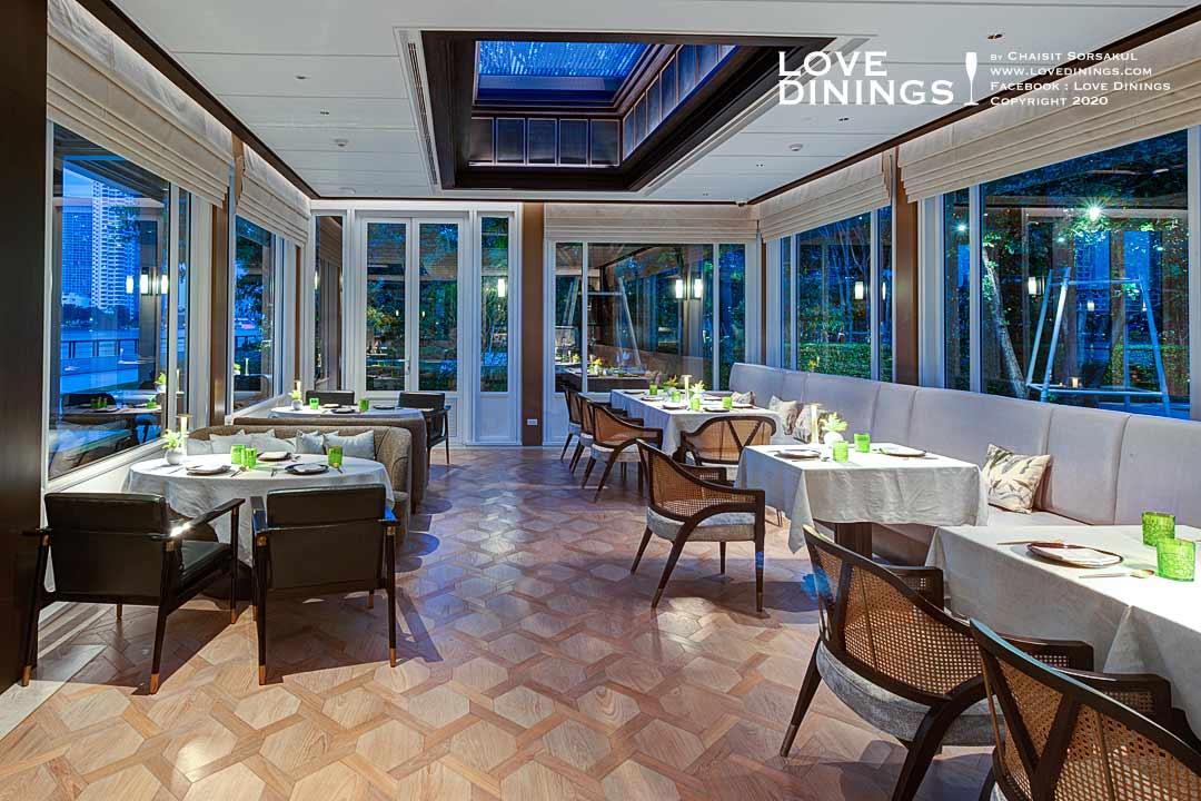 พระนคร ห้องอาหารไทยโรงแรมคาเพลลากรุงเทพ , PHRA NAKHON Capella Bangkok Thai Restaurant_2