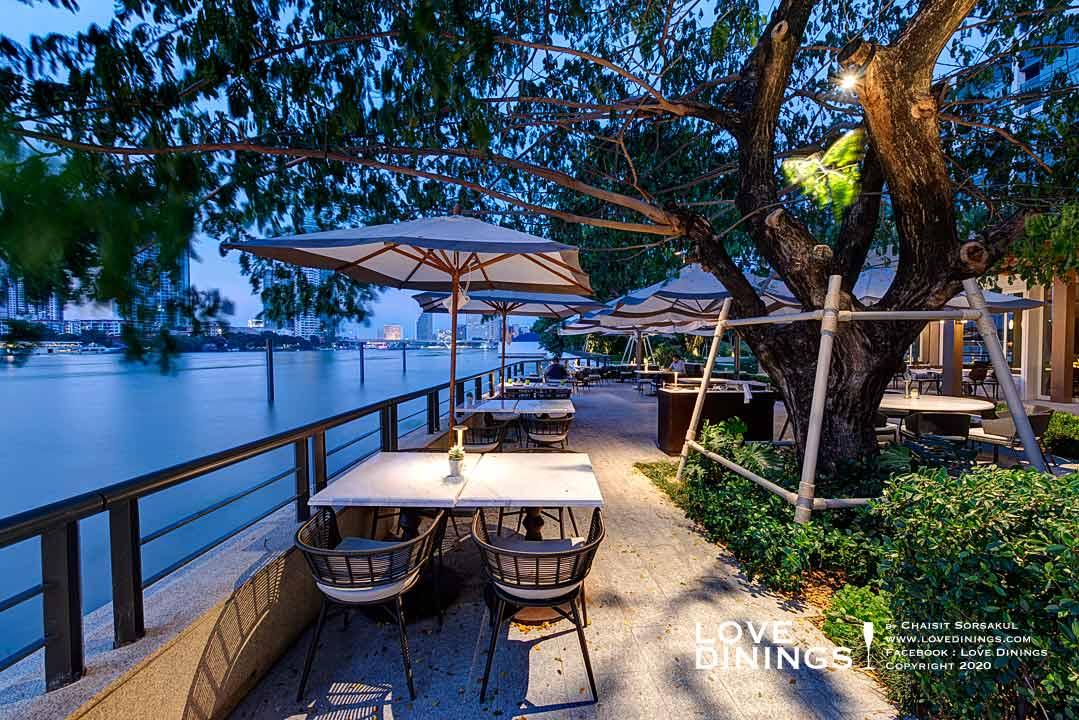 พระนคร ห้องอาหารไทยโรงแรมคาเพลลากรุงเทพ , PHRA NAKHON Capella Bangkok Thai Restaurant_3