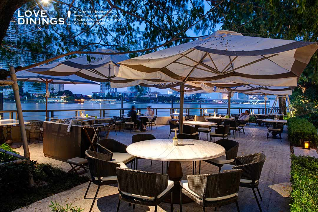 พระนคร ห้องอาหารไทยโรงแรมคาเพลลากรุงเทพ , PHRA NAKHON Capella Bangkok Thai Restaurant_4