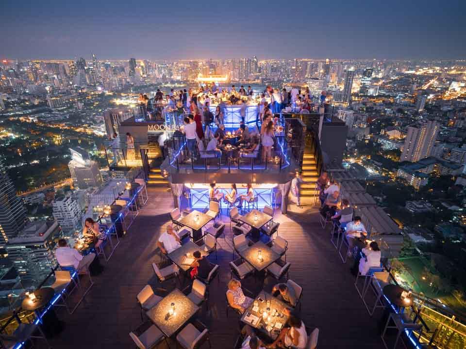 ร้านอาหารเคาท์ดาวปีใหม่ คริสมาส ห้าดาวกรุงเทพ 2564_บันยันทรีกรุงเทพ Countdown Christmas and New Year 2021 Bangkok_Banyan Tree-2