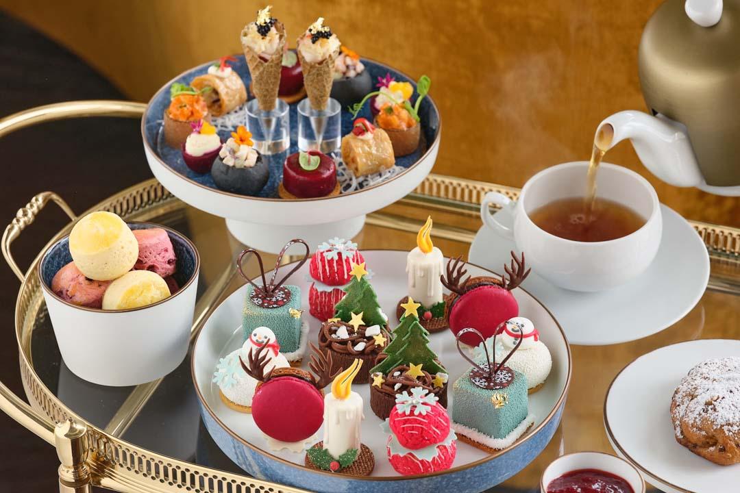ร้านอาหารเคาท์ดาวปีใหม่ คริสมาส ห้าดาวกรุงเทพ 2564_วอลดอร์ฟกรุงเทพ Countdown Christmas and New Year 2021 Waldorf _01