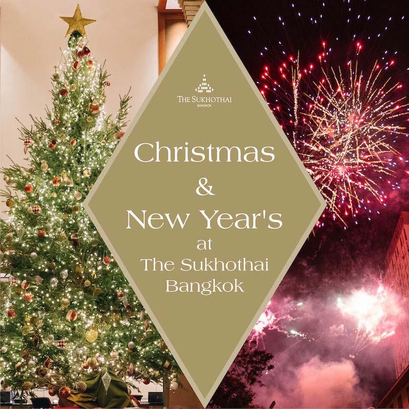 ร้านอาหารเคาท์ดาวปีใหม่ คริสมาส ห้าดาวกรุงเทพ 2564_สุโขทัยกรุงเทพ Countdown Christmas and New Year 2021 The Sukhothai Bangkok-8