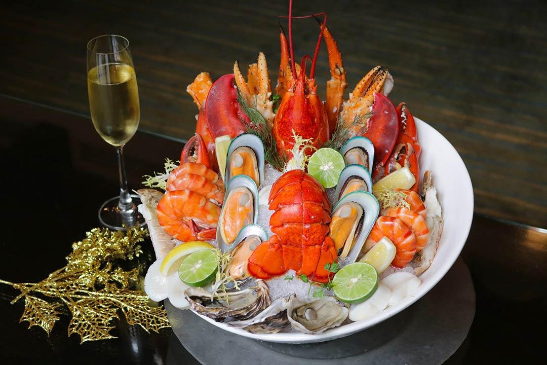 ร้านอาหารเคาท์ดาวปีใหม่ คริสมาส ห้าดาวกรุงเทพ 2564_อนันตรากรุงเทพ Countdown Christmas and New Year 2021 Bangkok_anantara siam Bangkok-1