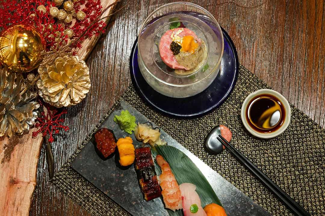 ร้านอาหารเคาท์ดาวปีใหม่ คริสมาส ห้าดาวกรุงเทพ 2564_อนันตรากรุงเทพ Countdown Christmas and New Year 2021 Bangkok_anantara siam Bangkok-3