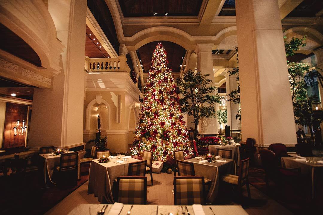 ร้านอาหารเคาท์ดาวปีใหม่ คริสมาส ห้าดาวกรุงเทพ 2564_แกรนด์ไฮแอทเอราวัณ Countdown Christmas and New Year 2021 Grand Hyatt Erawan-1