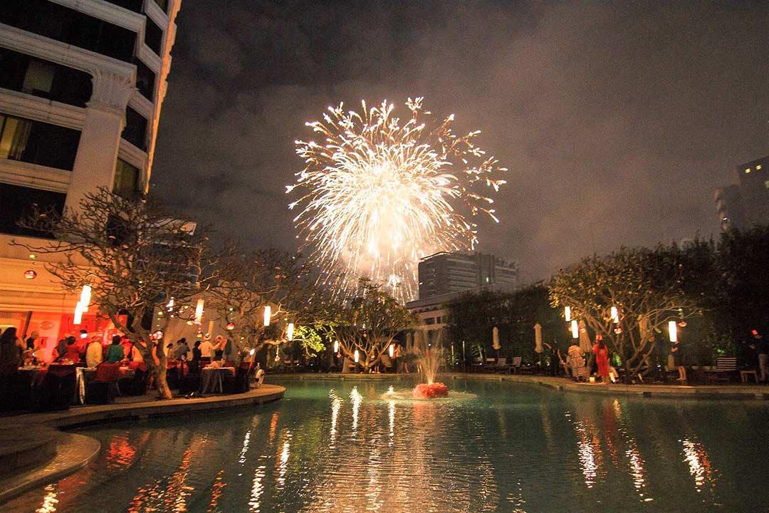 ร้านอาหารเคาท์ดาวปีใหม่ คริสมาส ห้าดาวกรุงเทพ 2564_แกรนด์ไฮแอทเอราวัณ Countdown Christmas and New Year 2021 Grand Hyatt Erawan-3