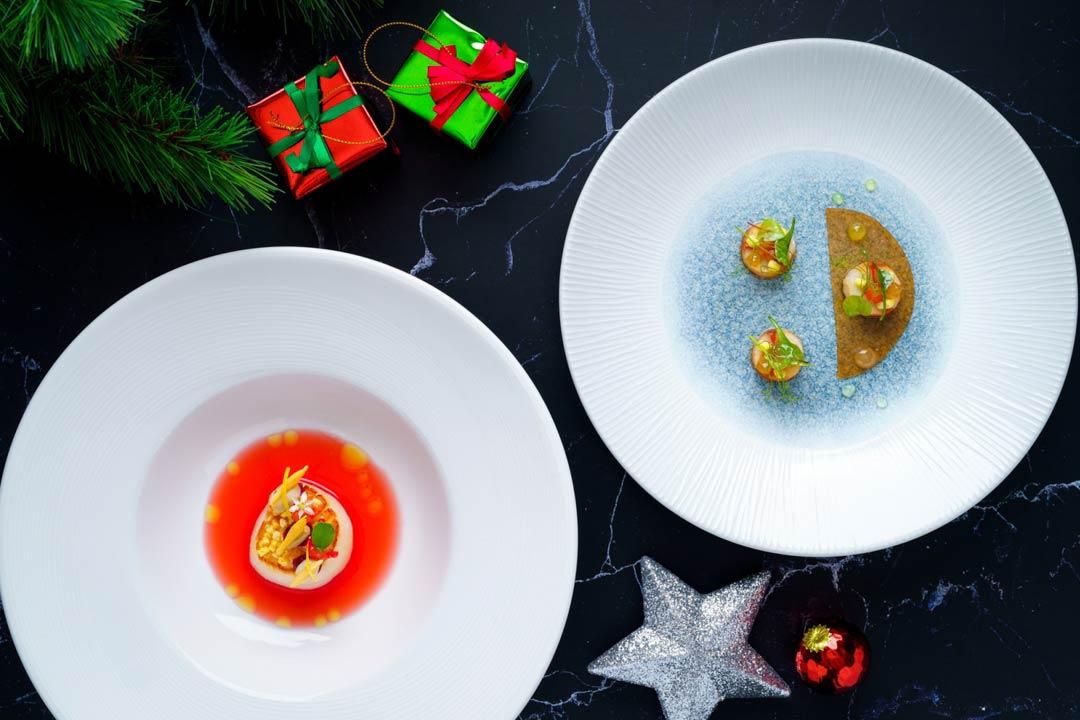 ร้านอาหารเคาท์ดาวปีใหม่ คริสมาส ห้าดาวกรุงเทพ 2564_โอกุระกรุงเทพ Countdown Christmas and New Year 2021 Bangkok_Okura Bangkok-02